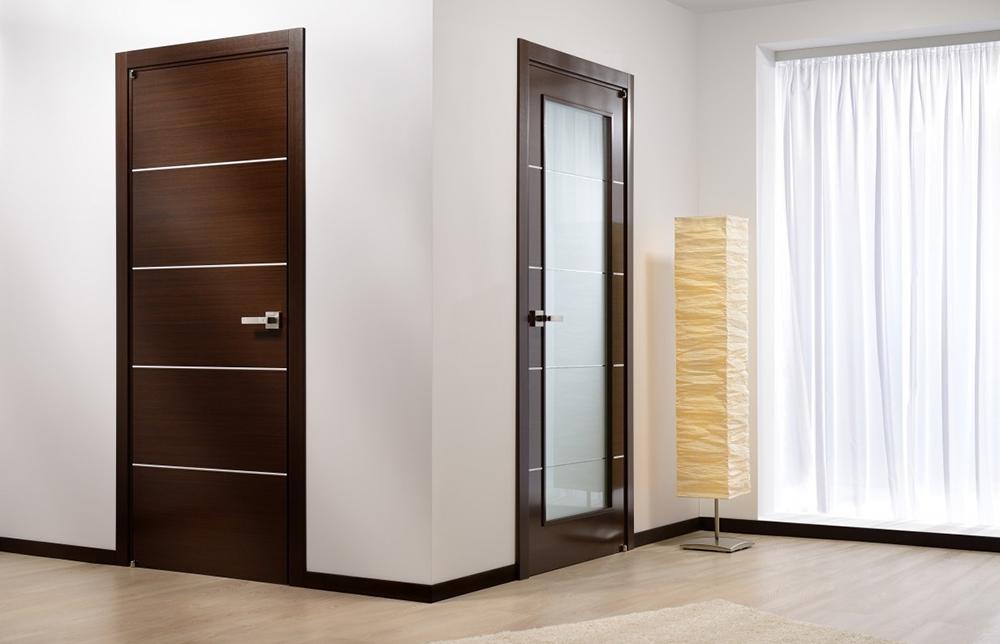 szép fa beltéri ajtók
